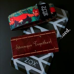 ZOX Strap Wristband - Stronger Together  * Fox 🦊